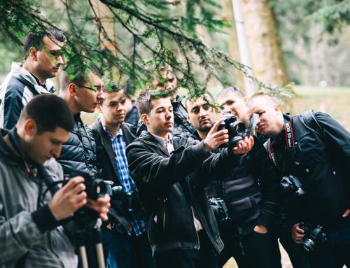 PRVA WEDDING FOTO RADIONICA – BANJA LUKA 08-09.04.2015.