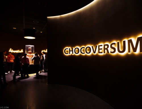 THE CHOCOLATE MUSEUM IN THE HEART OF HAMBURG