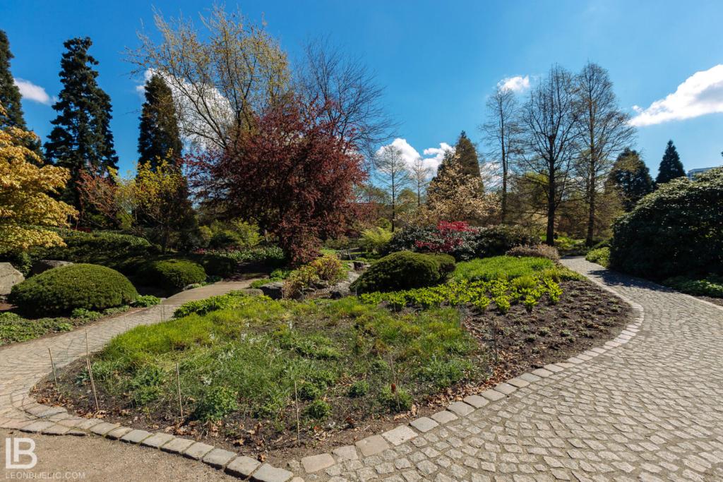 PLANTEN UN BLOMEN - PARK IN HAMBURG STADT