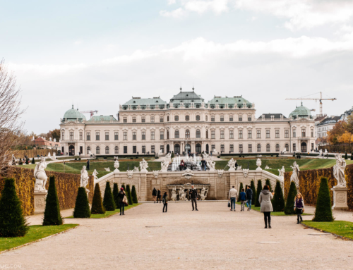 TRAVEL: 5 DAYS IN VIENNA