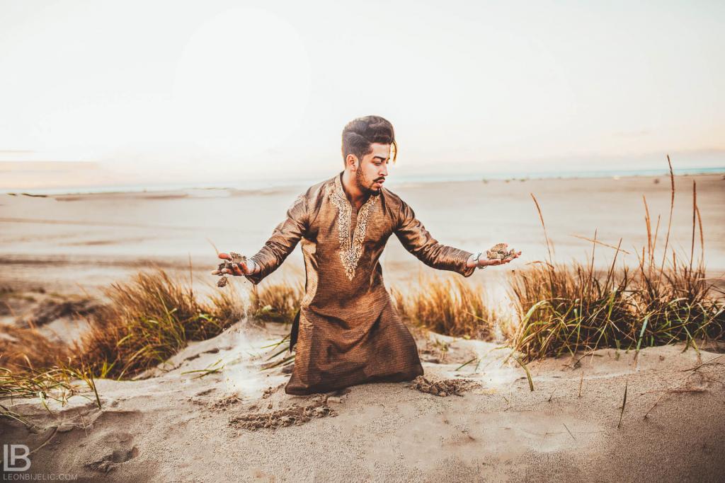 Ozair Nazir 2018 - Denmark, Copenhagen