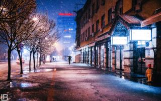 GRAD BANJA LUKA - Fotograf Leon Bijelic, Hotel Palace