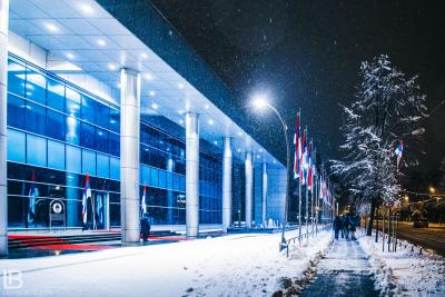 GRAD BANJA LUKA - VRIJEME 2018 - Fotograf Leon Bijelic
