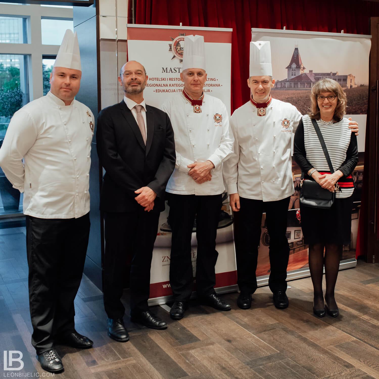 Hotel Metropol Palace / Restaurant 44 Parallel / Vinarija Zvonko Bogdan / Beograd / Belgrade