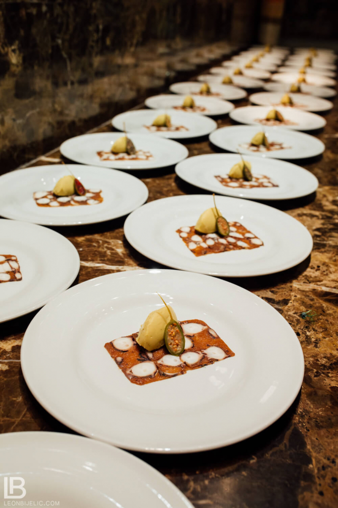 Hotel Metropol Palace / Restaurant 44 Parallel Šef kuhinje: Dimitrije Acevski