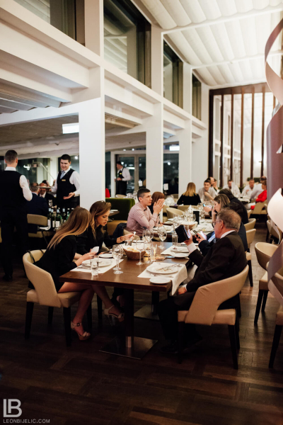 Hotel Metropol Palace / Restaurant 44 Parallel / Vinarija Zvonko Bogdan