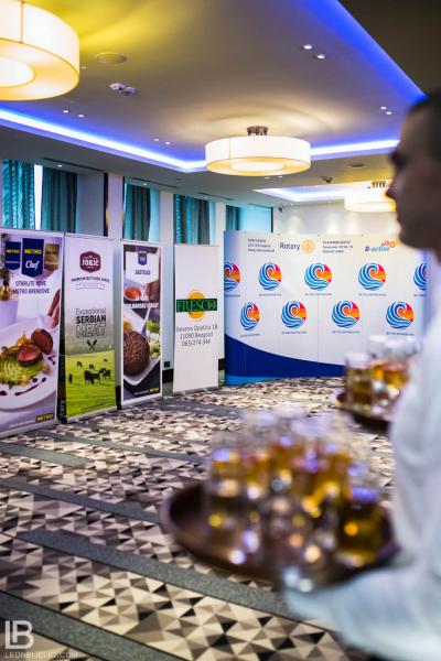Hotel Metropol Palace - Rotary Klub Beograd / Dom Drinka Pavlović / Humanitarno veče / Foto by: Leon Bijelic