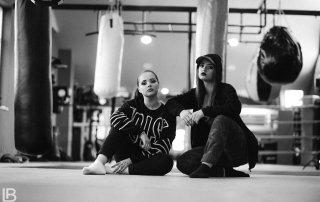 INFINITY: ANDJELA I NADJA PESMA USPEH - FOTO: LEON BIJELIC