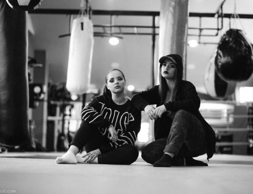 INFINITY: ANDJELA I NADJA PESMA: USPEH – FOTOGRAFIJE