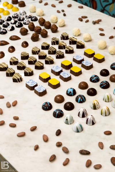 CHOCOLATE MUSEUM VIENNA - IM WIENER PRATER