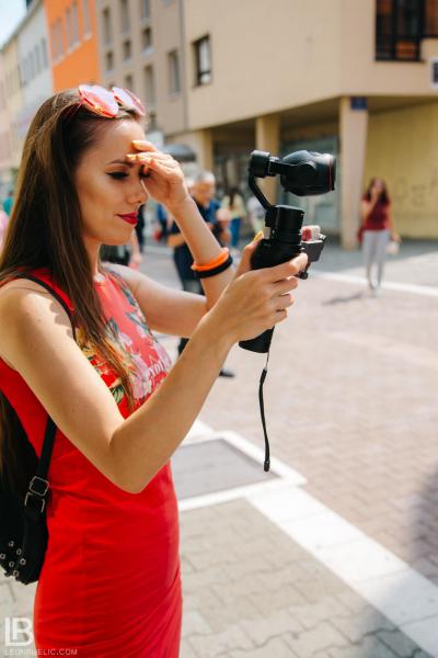ANDJELA I NADJA - OLA OLE - NOVA PESMA - FOTO: LEON BIJELIC / Make up by Zaga