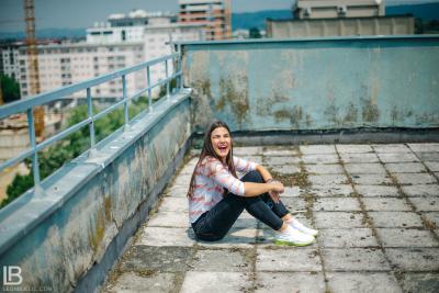 ANDJELA I NADJA - OLA OLE - NOVA PESMA - FOTO: LEON BIJELIC
