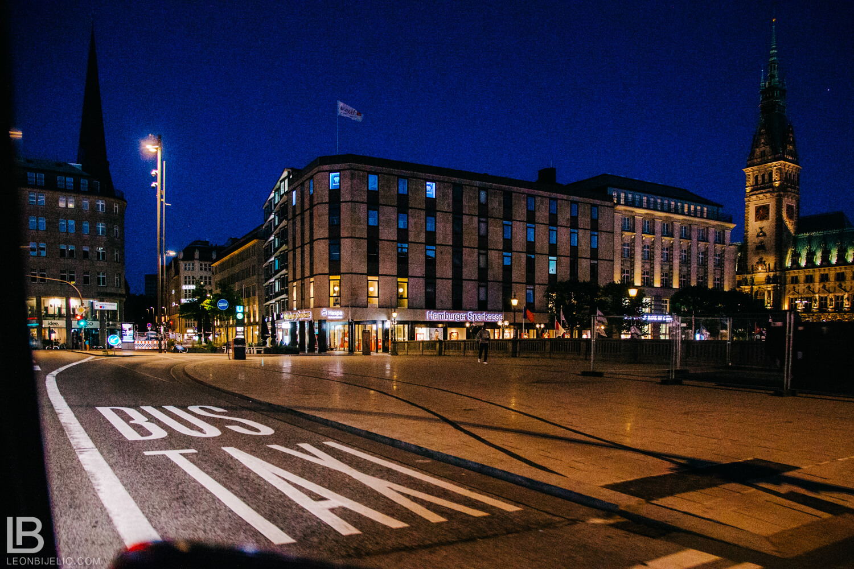 HAMBURG CITY PHOTO SAFARI / BY LEON BIJELIC