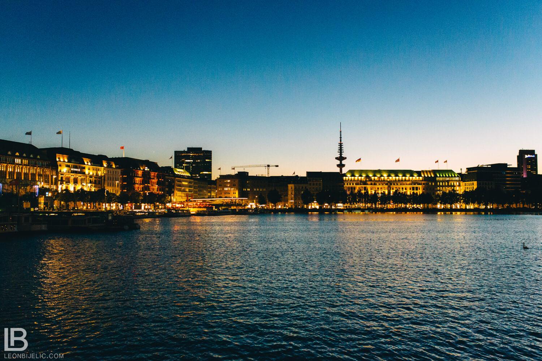 FOUR SEASONS HAMBURG / CITY PHOTO SAFARI / BY LEON BIJELIC