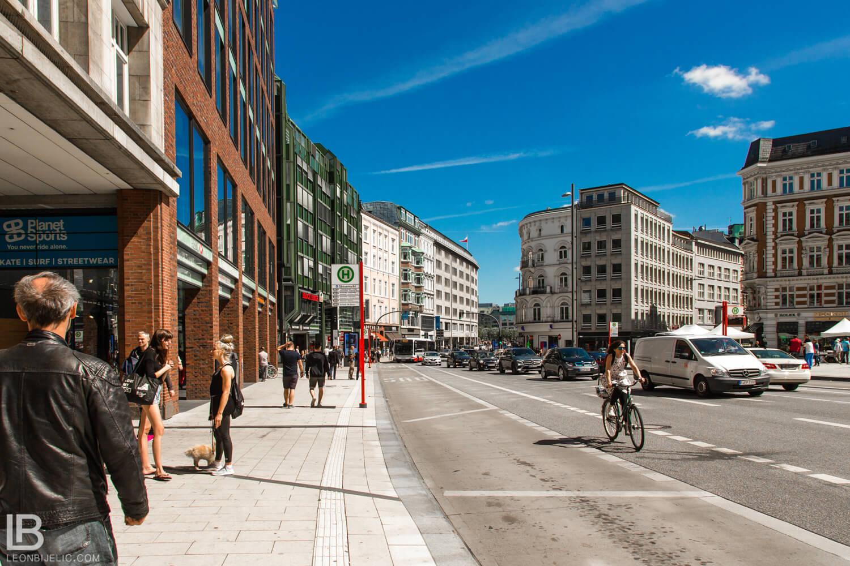 HAMBURG CITY PHOTO SAFARI / BY LEON BIJELIC / STADT