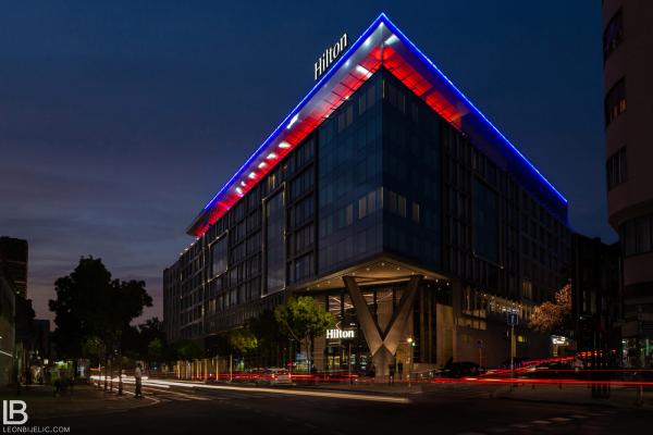 HILTON BELGRADE - HOTEL & RESORTS PHOTOGRAPHY / LEON BIJELIC