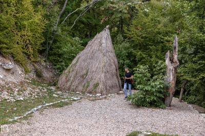 SRBIJA: LEPENSKI VIR - PRAISTORIJSKA KULTURA