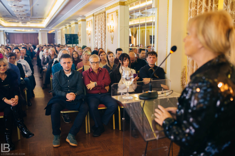 PETAR GARJAJEV – PRESS CONFERENCE & SEMINAR / BEOGRAD