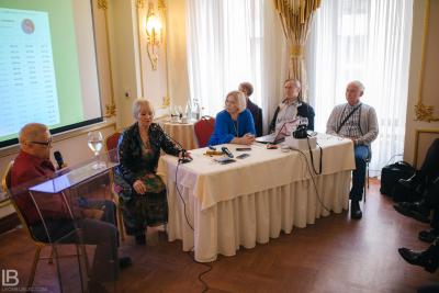 PETAR GARJAJEV – PRESS CONFERENCE & SEMINAR / BEOGRAD
