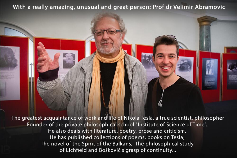 Prof Dr Velimir Abramovic