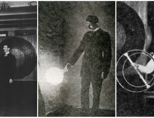 25 VERY OLD AND RARE PHOTOS OF NIKOLA TESLA