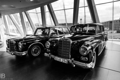 MERCEDES-BENZ CARS MUSEUM / CITY STUTTGART - GERMANY - Leon Bijelic Photography
