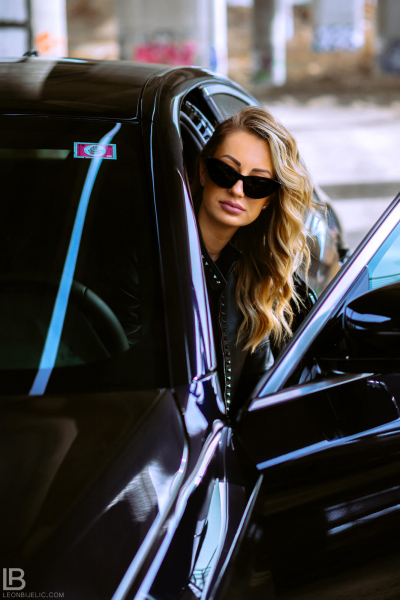 PHOTO SESSION - TIJANA STEFANOVIC - BMW 5 SERBIA BELGRADE - LEON BIJELIC COMMERCIAL AND CREATIVE PHOTOGRAPHY - BEOGRAD, SRBIJA