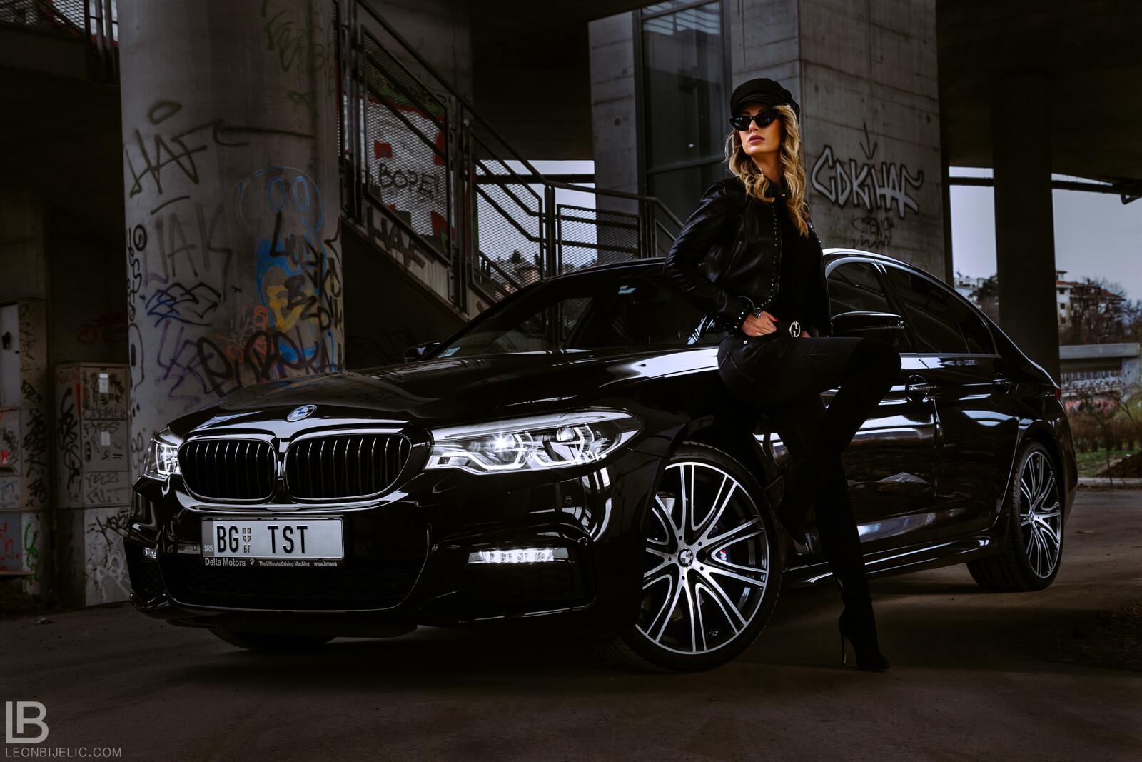 PHOTO SESSION - TIJANA STEFANOVIC - BMW 5 SERBIA BELGRADE - LEON BIJELIC COMMERCIAL AND CREATIVE PHOTOGRAPHY - BEOGRAD, SRBIJA