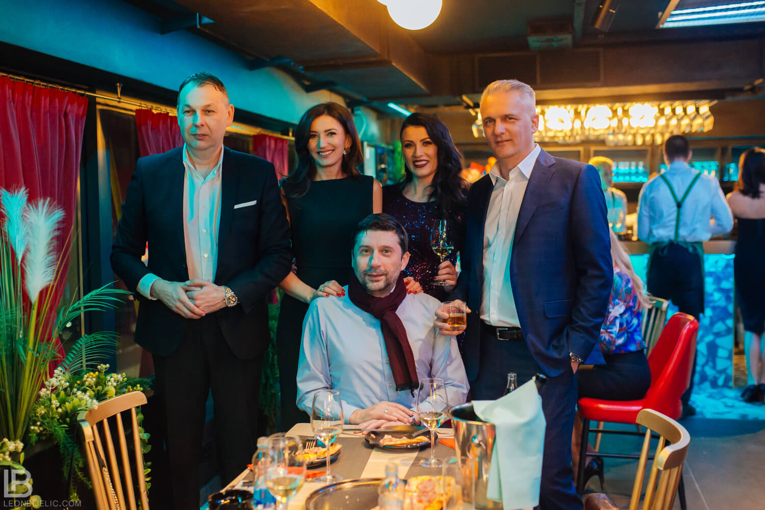 RESTAURANT BIZARRE DIVERSE BAR - OPENING DAY - BANJA LUKA - LEON BIJELIC COMMERCIAL PHOTOGRAPHY