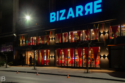 RESTAURANT BIZARRE DIVERSE BAR - OPENING DAY - BANJA LUKA - LEON BIJELIC COMMERCIAL PHOTOGRAPHY