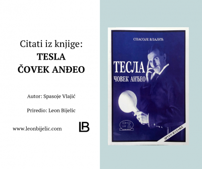 Tesla - Covek Andjeo