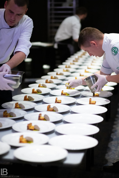 CHEFS THING - CROWN PLAZA HOTEL BELGRADE - FOTOGRAFIJE - SLIKE - LEON BIJELIC FOTOGRAF - ROTARY CLUB / ROTRAKT KLUB BEOGRAD - Chef Predrag Danilović