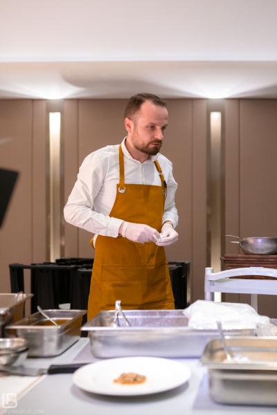 CHEFS THING - CROWN PLAZA HOTEL BELGRADE - FOTOGRAFIJE - SLIKE - LEON BIJELIC FOTOGRAF - ROTARY CLUB / ROTRAKT KLUB BEOGRAD - Vanja Puškar Chef