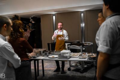 CHEFS THING - CROWN PLAZA HOTEL BELGRADE - FOTOGRAFIJE - SLIKE - LEON BIJELIC FOTOGRAF - ROTARY CLUB / ROTRAKT KLUB BEOGRAD - Vanja Puškar Chef Intervju