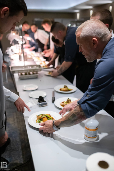 CHEFS THING - CROWN PLAZA HOTEL BELGRADE - FOTOGRAFIJE - SLIKE - LEON BIJELIC FOTOGRAF - ROTARY CLUB / ROTRAKT KLUB BEOGRAD - Eyck Zimmer Chef