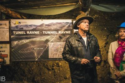 BOSANSKE PIRAMIDE I TUNEL RAVNE 2 - VISOKO - FOTOGRAF LEON BIJELIC - FOTOGRAFIJE - BOSNA I HERCEGOVINA - Tunnel Ravne 2 - Valley of Pyramids - Photos and photographs - Dr Semir Sam Osmanagic