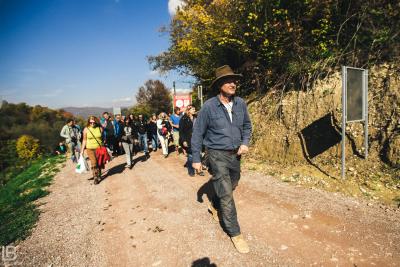 BOSANSKE PIRAMIDE I ARHEOLOŠKI PARK TUNEL RAVNE 2 - VISOKO - FOTOGRAF LEON BIJELIC - FOTOGRAFIJE - BOSNA I HERCEGOVINA - Archaeological Tourist Park Tunnel Ravne 2 - Valley of Pyramids - photos - photographs - Dr Semir Sam Osmanagich