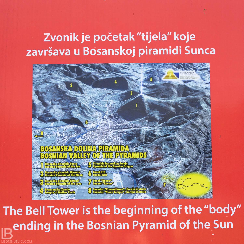 BOSANSKE PIRAMIDE I ARHEOLOŠKI PARK TUNEL RAVNE 2 - VISOKO - FOTOGRAF LEON BIJELIC - FOTOGRAFIJE - BOSNA I HERCEGOVINA - Archaeological Tourist Park Tunnel Ravne 2 - Valley of Pyramids - Bosnian Pyramid of the Sun - Photos photographs