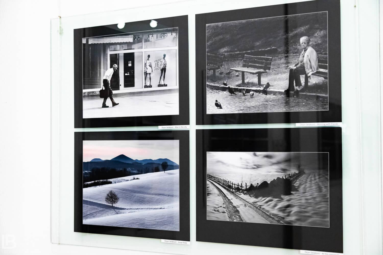 23. KLUPSKA IZLOŽBA FOTOGRAFIJA - BANSKI DVOR - DRAGAN PROLE - MILORAD KASCELANI - IZLOZBA - BANJA LUKA - FOTOGRAF FOTOGRAFIJE - FOTO - UMJETNOST UMJETNIČKA