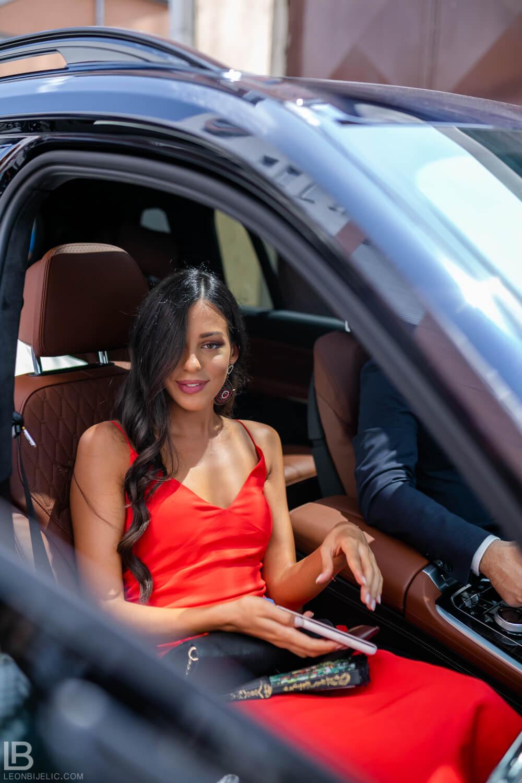 WEDDING BELGRADE - TIJANA I MARKO - LEON BIJELIC PHOTOGRAPHY PHOTOGRAPHER - SERBIA - SRBIJA - BEOGRAD - BMW JEEP CAR CARS - PHOTO