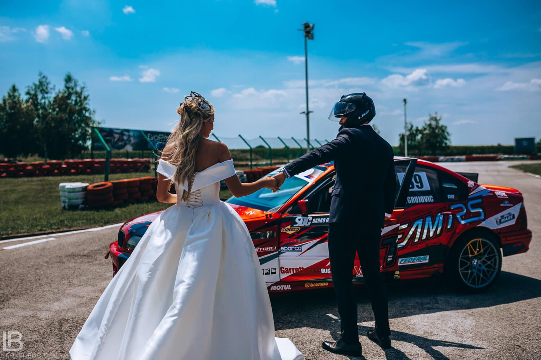 WEDDING BELGRADE - TIJANA I MARKO - LEON BIJELIC PHOTOGRAPHY PHOTOGRAPHER - SERBIA - SRBIJA - BEOGRAD - AUTOKOMERC KARTING CENTAR - PHOTO