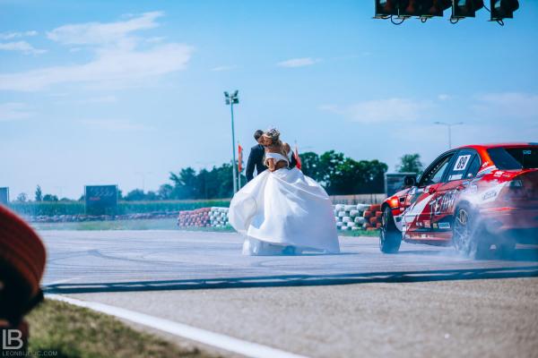 WEDDING BELGRADE - TIJANA I MARKO - LEON BIJELIC PHOTOGRAPHY PHOTOGRAPHER - SERBIA - SRBIJA - BEOGRAD - AUTOKOMERC KARTING CENTAR