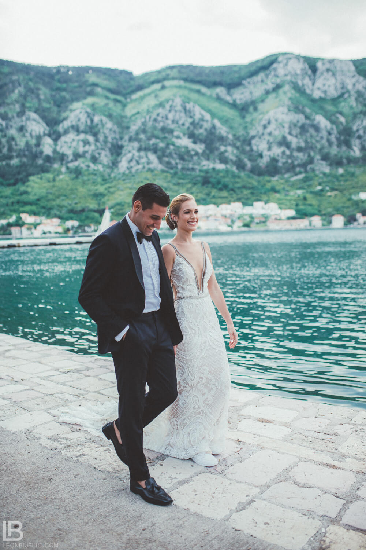 KOTOR WEDDING PHOTOGRAPHER - HOTEL CATTARO - LEON BIJELIC PHOTOS PHOTO PHOTOGRPAHY - MONTENEGRO - WEDDING - COUPLE - IDEAS - PORTRAITS PORTRAIT - WALKING