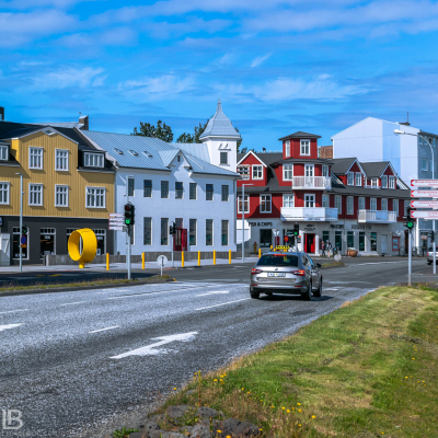 ICELAND - CAPITAL CITY REYKJAVIK - PHOTOS PHOTO