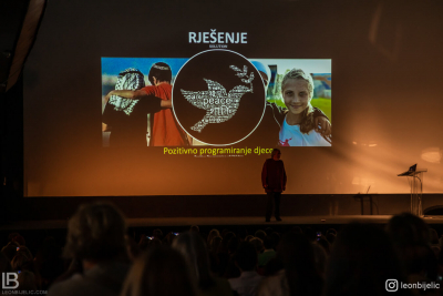 DR BRUCE LIPTON - SEMINAR IN ZAGREB 2019 - Photo by photographer Leon Bijelic photography - Studentski Centar u Zagrebu - VIP people photos