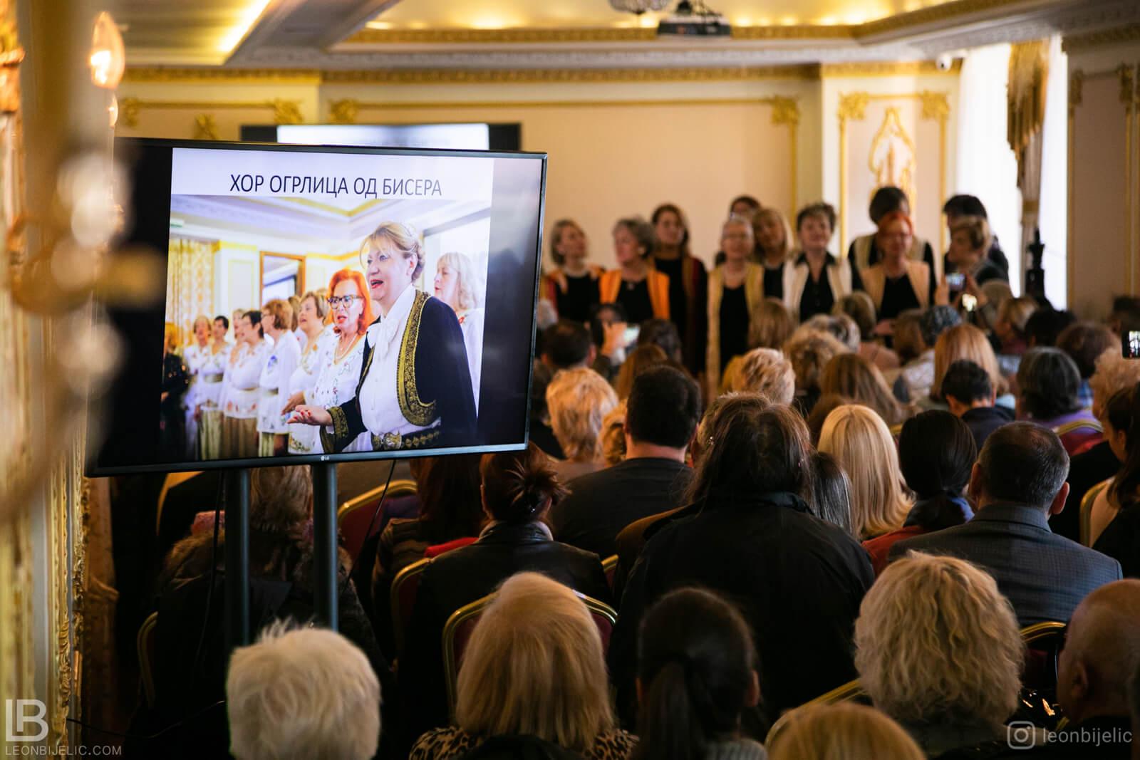 Hor Ogrlice od Bisera - Seminar - Beograd - Hotel Moskva