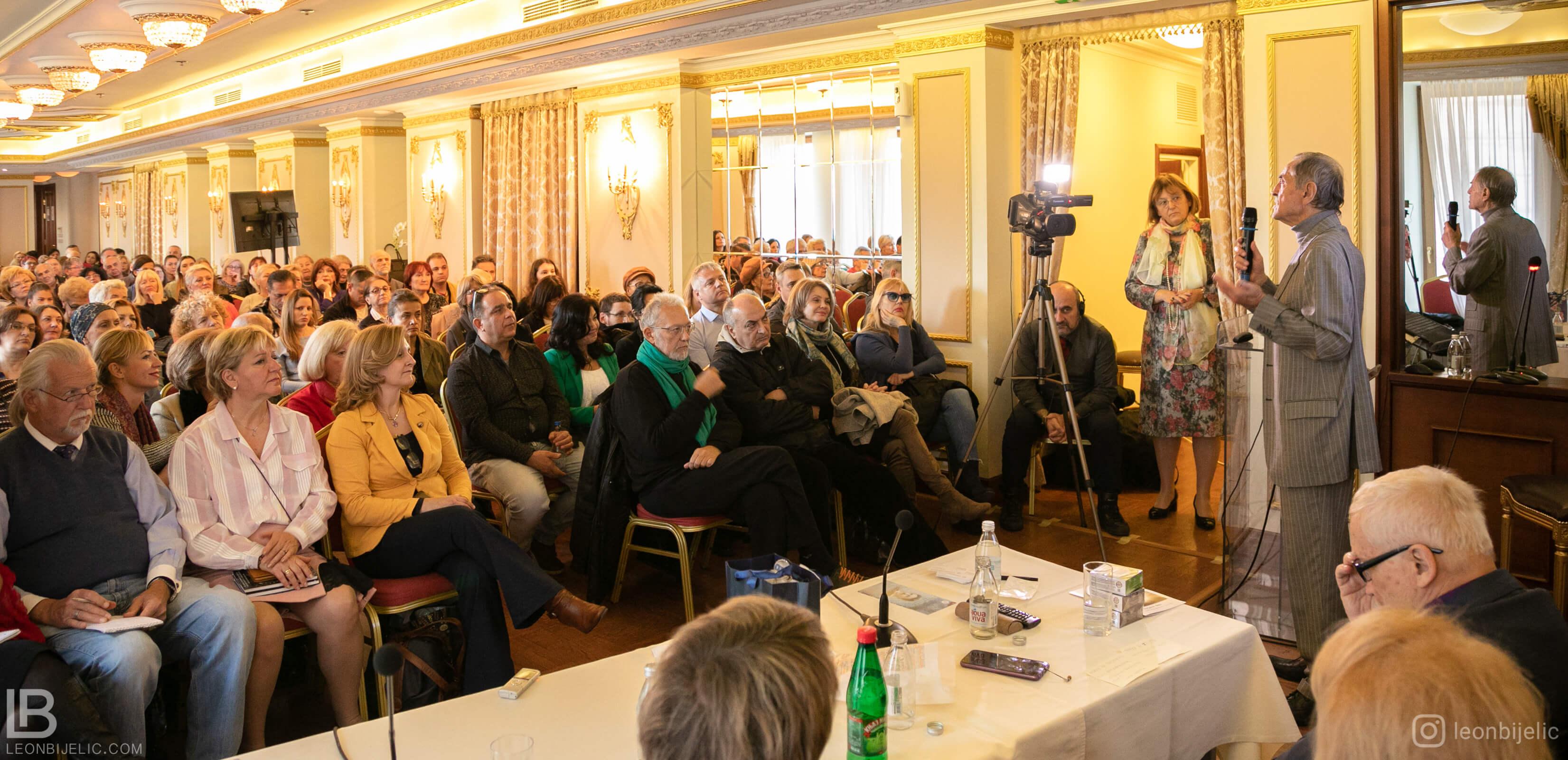 Akademik Dr Petar Pjotr Garjajev - Seminar - Beograd - Hotel Moskva - Spasoje Vlajić - Velimir Abramović - Dejan Rakita
